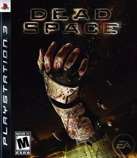 Dead Space 1 + Todos Los Dlcs Ps3 Español Digital Tenelo Hoy