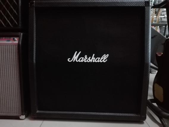 Caja Guitarra Marshall Mg-412-acf Gabinete Angular 120w 4x12