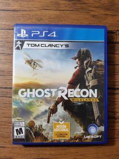 Tom Clancys Ghost Recon Wildlands Playstation 4 Ps4 Buen Est