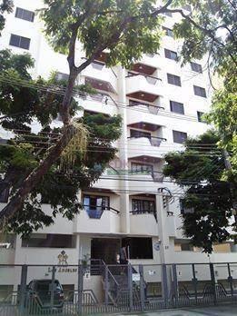 Apartamento Com 2 Dormitórios Para Alugar, 112 M² Por R$ 900/mês - Centro - Taubaté/sp - Ap3014