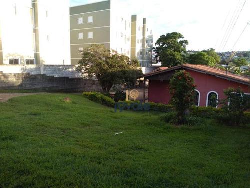 Chácara Com 3 Dormitórios À Venda, 3000 M² Por R$ 1.000.000 - Putim - São José Dos Campos/sp - Ch0043