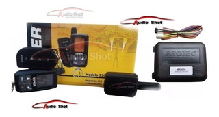 Alarma Viper 3306v + Arrancador Protec