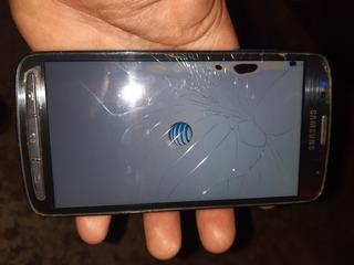 Samsung S4 Active 4g Lte Con Detalle En Mica Y Pantalla.