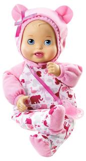 Muñeca Little Mommy Babytime Baby