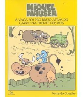Níquel Náusea - A Vaca Foi Pro Brejo Atrás Do Carro Na Fr
