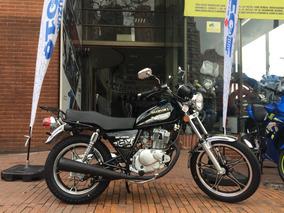 Suzuki Gn 125 Nova 2019 - Financiación
