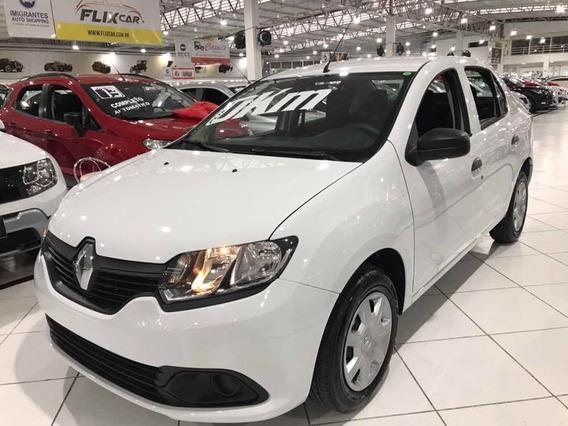 Renault Logan Authentique 1.0 12v Flex - 2019/2020 - 0km