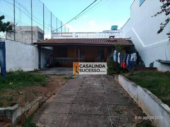 Casa 275m² 2 Dortms.6 Vagas Próx. À Av Prof Edgar Santos E Rua Aves Maldonado-ca6165 - Ca6165