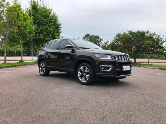 Jeep Compass Limited Flex - 2018