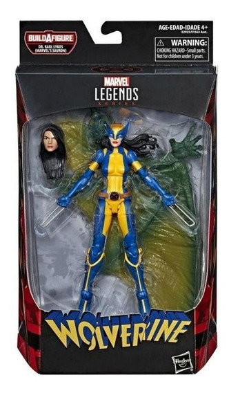 Figura E2925 Marvel Legends Series Wolverine 15 Cm