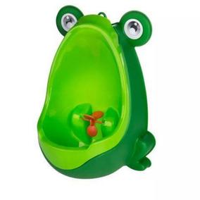 Mictório Buba Baby Infantil Sapinho Verde Menino 7274