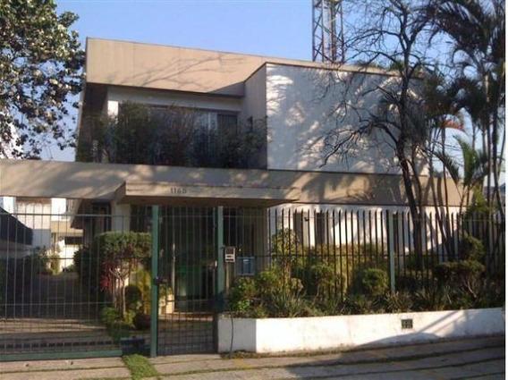 Belíssima Casa Comercial Para Alugar Na Av. Ibirapuera - Ca1024