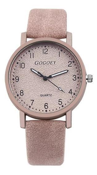 Relógio Pulso Feminino Luxo