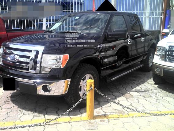 Ford Lobo Xlt 2009 Dob/cab Tela Eng $ 47,600
