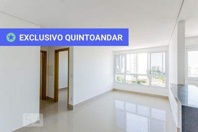 Apartamento No 6º Andar Com 2 Dormitórios E 1 Garagem - Id: 892909376 - 209376