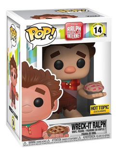 Funko Pop! Wreck-it-ralph: Ralph (hot Topic) #14