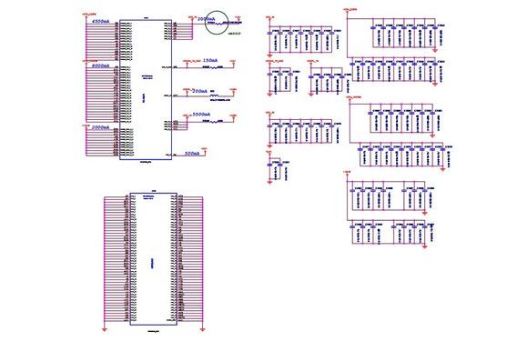 Esquema Eletrico Apple Macbook Pro A1229_mbp17_mlb_051-7261_