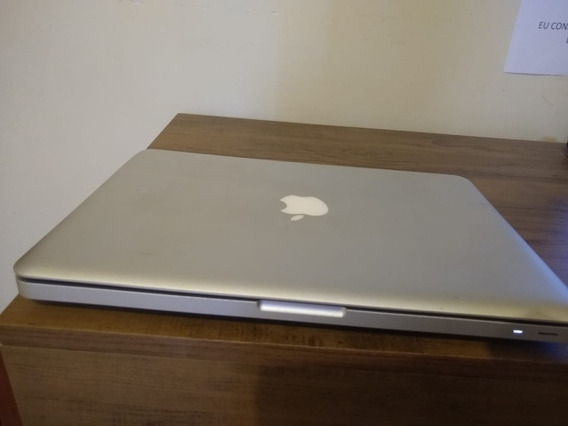 Macbook Pro 2010 Core 2 Duo Com Leitor Cd