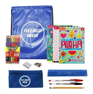 Kit Escolar Económico #3 Incluye Útiles Escolares Fabricamos