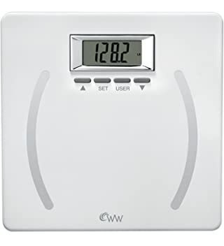 Ww Scales By Conair Body Analysis Precision Bathroom Scale -