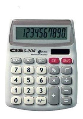 Calculadora De Mesa C-204 Cis Sertic