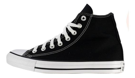 Tênis Converse Ct All Star Core Hi Preto Branco Original