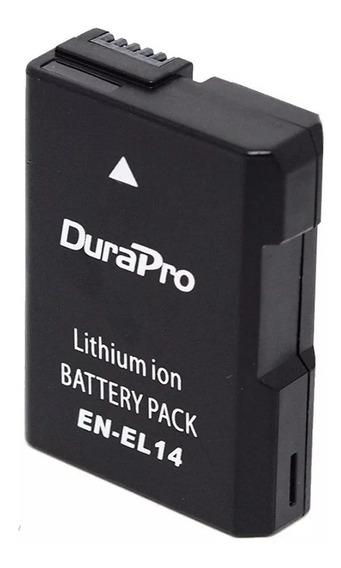 Bateria En-el14a - En-el14 Similar Para Nikon D5100 D3200