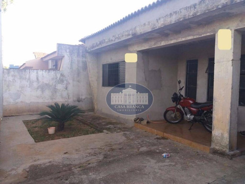 Imagem 1 de 16 de Casa Residencial À Venda, Jardim Brasil, Araçatuba. - Ca0727