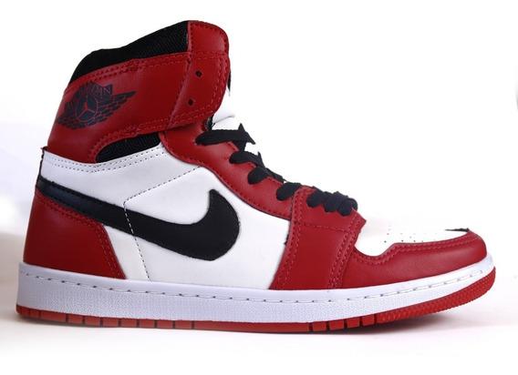 Tênis Nike Jordan 1 Chicago Retro High Promoção 40% Off