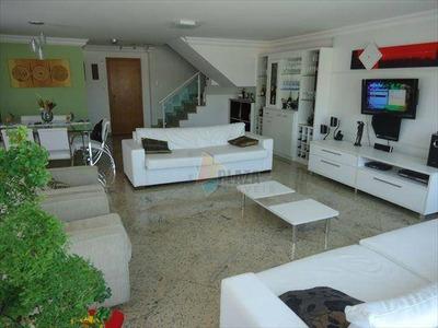Cobertura Residencial À Venda, Canto Do Forte, Praia Grande - Co0125. - Co0125