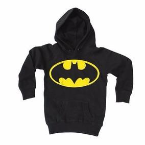 Sudadera Batman Niño Niña Tallas Super Heroes Con Envio