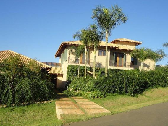 Casa De Condomínio À Venda, 5 Quartos, 8 Vagas, Condomínio Terras De São José Ii - Itu/sp - 11865