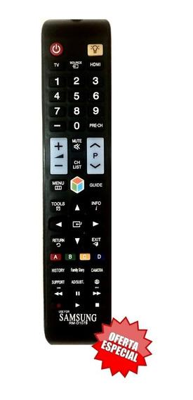 Control Samsung Para Smart Tv Led Lcd (2 Pack)