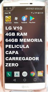 LG V10 Zero, 4gb Ram, 64gb Memoria