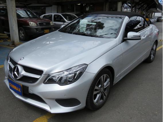 Mercedes Benz E250 2.0 2016 Permuto Y Financio