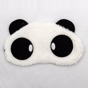 Mascara Tapa Olho Para Dormir Panda.descanso De Olho.barato