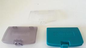 Tampa Das Pilhas Do Game Boy Color - Frete Com Menor Valor