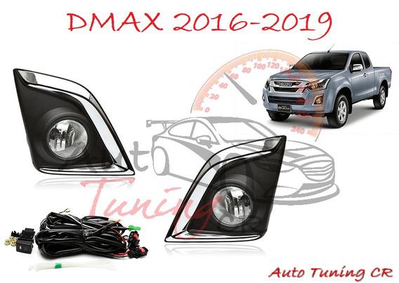 Halogenos Isuzu Dmax 2016-2019