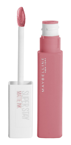 Labial Líquido Maybelline Super Stay Matte Ink Pinks