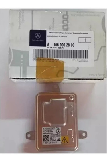Reator Xenon Mercedes A1669002800 Q04 Novo Original Na Caixa