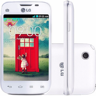 Smartphone Lg L40 Dual D175 Branco Com Tela De 3,5 Vitrine