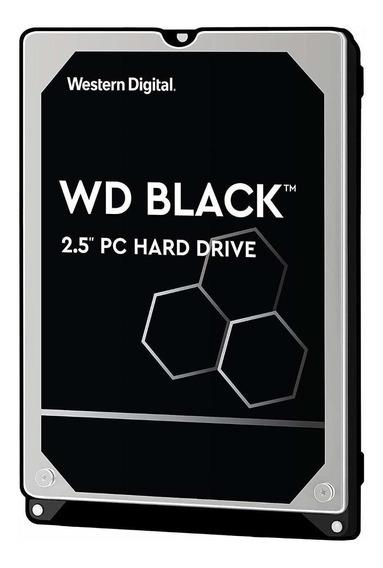 Disco rígido interno Western Digital WD Black WD5000LPLX 500GB preto