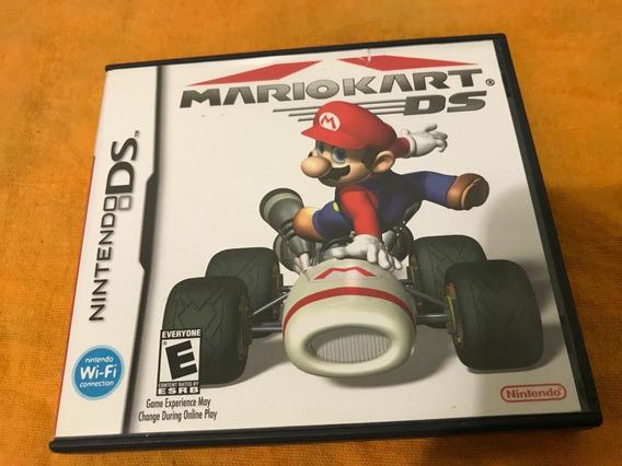 Mario Kart Ds Original Americano - V353