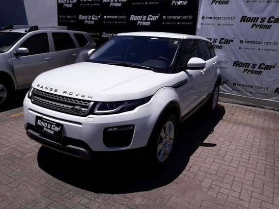 Land Rover Range Rover Evoque Dynamic 2.0 Aut 5p