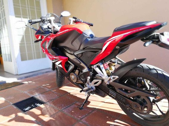 Rouser Rs 200 2016 2800 Km Inyeccion / Abs