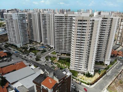 Apartamento Em Papicu, Fortaleza/ce De 68m² 3 Quartos À Venda Por R$ 370.000,00 - Ap230605