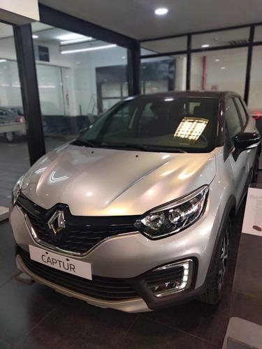 Renault Captur Zen Anticipo $585.000 Oferta Imperdible (lf)