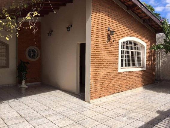 Casa Com 3 Dormitórios À Venda, 350 M² Por R$ 700.000 - Parque São Quirino - Campinas/sp - Ca11208