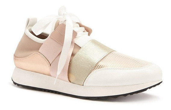 Tsuki Moda Japonesa: Tenis Sneakers Polipiel Deportivos