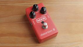 Pedal De Guitarra Mxr Distortion 3